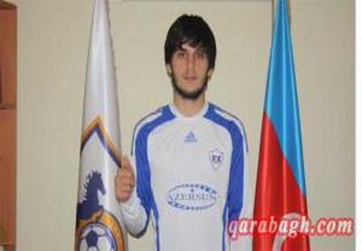 ФК «Карабах» приобрел игрока «Анжи»