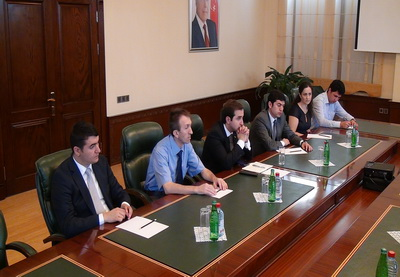 В штабе Азербайджанской общины Нагорного Карабаха прошла встреча с участниками азербайджано-литовского лагеря - ФОТО