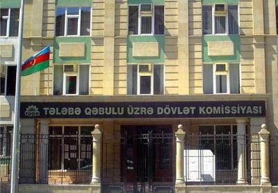 Завершилась регистрация абитуриентов, поступивших в ВУЗы Азербайджана