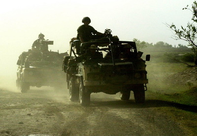 В Германии пройдут совместные американо-азербайджанские военные учения
