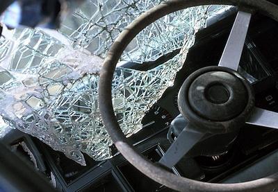 Минтранспорта распространило информацию в связи с аварией в Гарадагском районе