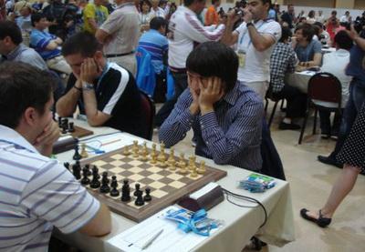 4-й тур шахматной Олимпиады: Азербайджан и Германия сыграли вничью - ОБНОВЛЕНО