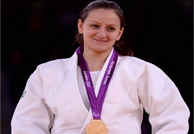 Путь чемпионки Афаг Султановой, церемония награждения, исполнение гимна Азербайджана - ФОТО - ВИДЕО
