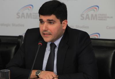 Фархад Мамедов: «Серж Саргсян признался в своей несостоятельности»