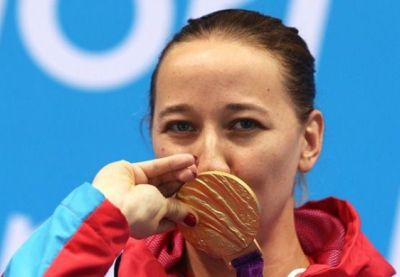 Пловчиха Натали Пронина стала паралимпийской чемпионкой и установила мировой и паралимпийский рекорды - ФОТО - ВИДЕО - ДОПОЛНЕНО