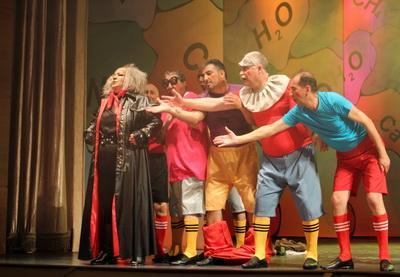 Оперетта – любимый народом жанр музыкального театра - Очерк