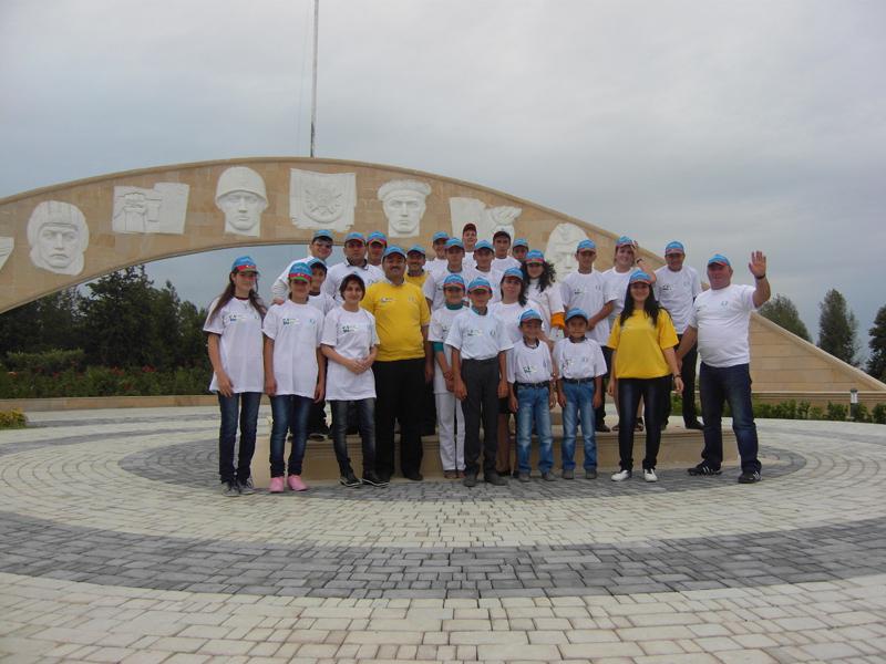 Завершилась летняя школа для детей беженцев - ФОТО