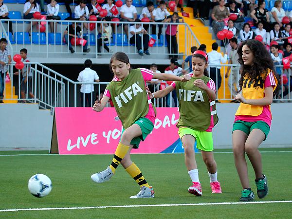 Фестиваль Live your goals в Баку - ФОТО - ВИДЕО