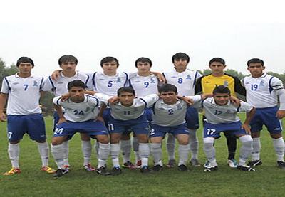 Объявлен состав сборной Азербайджана по футболу на поездку в Испанию