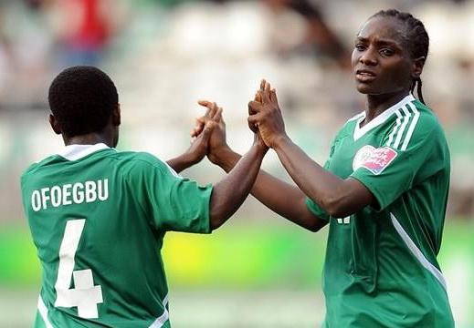 Благодаря матчу с Азербайджаном нигерийская футболистка вошла в историю мирового футбола