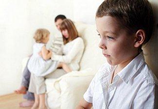 Борьба с детской ревностью