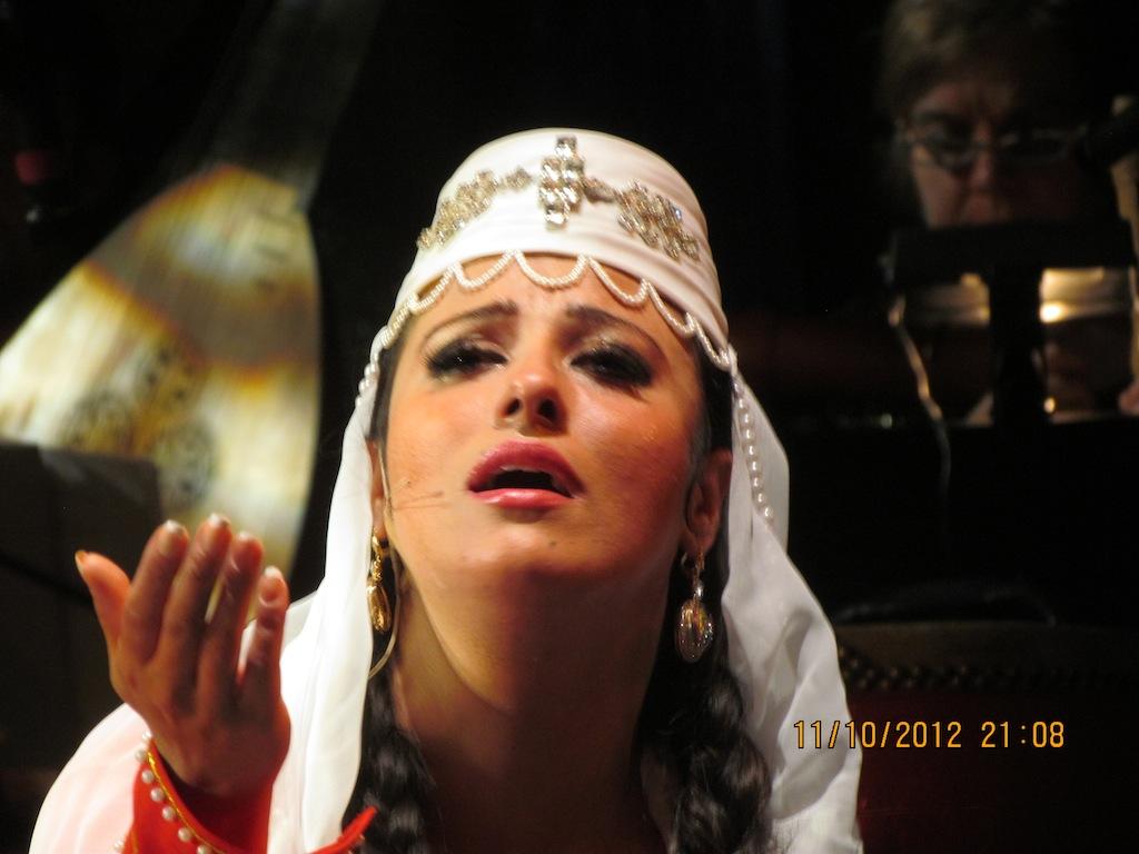 В США впервые исполнена опера «Лейли и Меджнун» - ФОТО - ВИДЕО