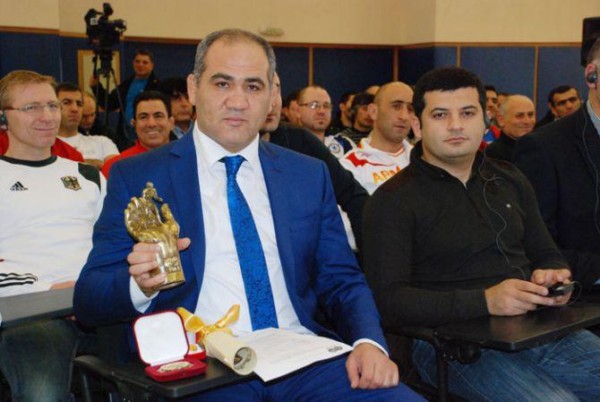 Азербайджанский тренер стал самым лучшим в мире
