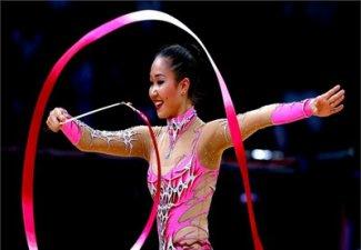 Показательные выступления гимнастки Алии Гараевой в Мексике - ВИДЕО - 1NEWS
