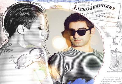 Азербайджанская модель обнажилась для обложки диска DJ AKG – ФОТО