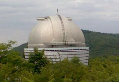 Завершаются работы по автоматизации телескопа Шамахинской обсерватории