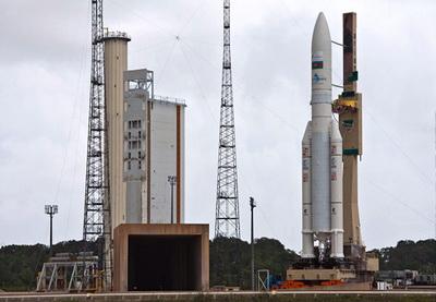 Стало известно точное время запуска на орбиту первого азербайджанского спутника - ФОТО