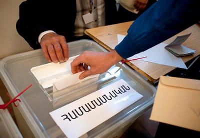 Процесс голосования на выборах президента Армении подошел к концу - ОБНОВЛЕНО