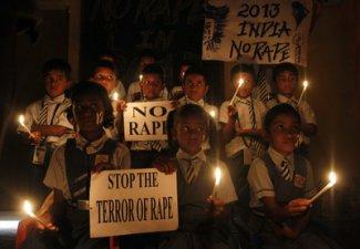 В Индии изнасилованы три малолетние девочки, полиция бездействовала несколько дней