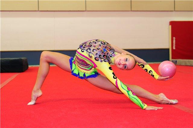 Азербайджанская гимнастка выступила в трех финалах Гран-при