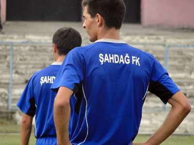ФК «Шахдаг» объявляет конкурс
