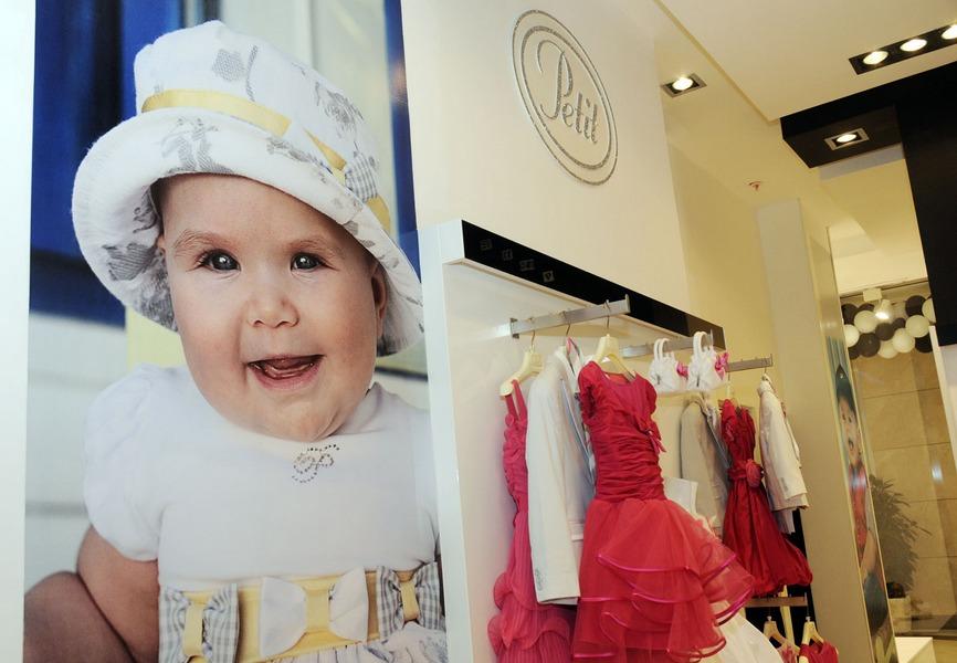 Итальянские Детская Одежда