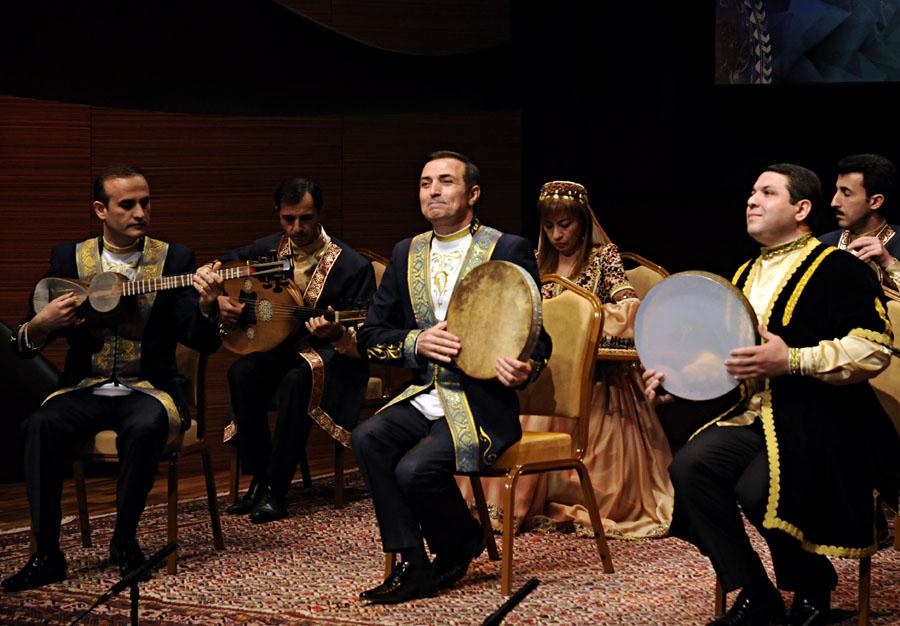 Азербайджанская музыка 2013