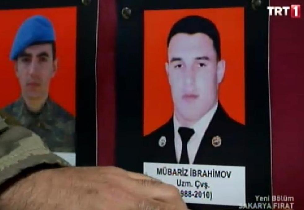 В популярном турецком сериале рассказали о героизме Мубариза Ибрагимова – ВИДЕО