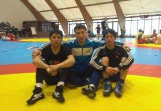 Сборная Казахстана по борьбе проводит сборы в Баку - 1NEWS.AZ