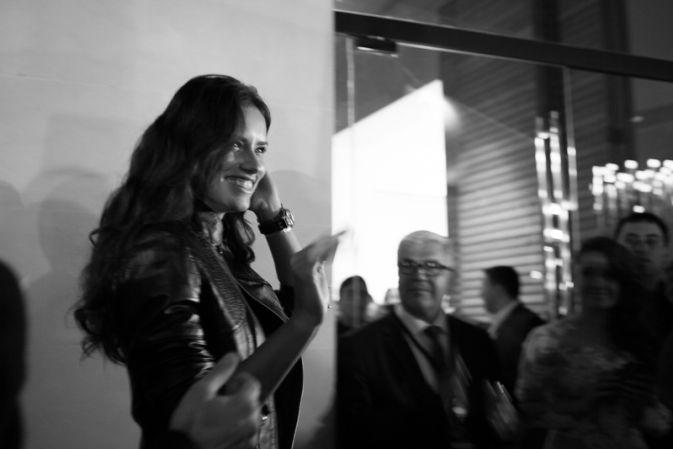 Баку посетила бразильская супермодель Адриана Лима