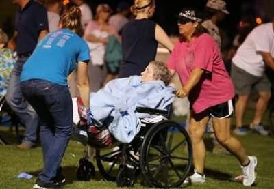 Полиция назвала число погибших при взрыве в Техасе - ОБНОВЛЕНО - ВИДЕО
