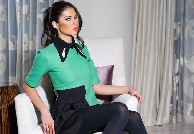 Гламурная фотосессия «Мисс Азербайджан 2010» Гюльнары Алимурадовой – ФОТО