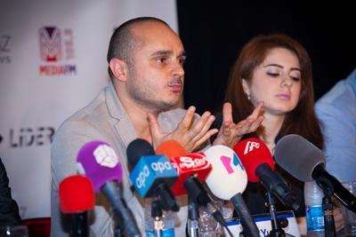 Мири Юсиф: «Я жду от концерта в Зеленом театре творческого удовлетворения» - ФОТО