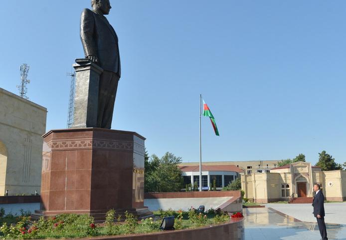 азербайджана город фото губа