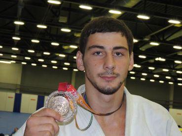 Дзюдоист Мамедали Мехтиев принес Азербайджану первую медаль на Универсиаде-2013 - ОБНОВЛЕНО