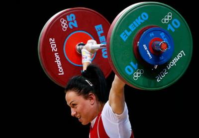 Универсиада-2013: штангистка Кристина Йову принесла Азербайджану третью медаль