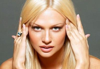 «Мисс Россия 2003» Виктория Лопырева: «Баку прекрасен!» - ФОТО