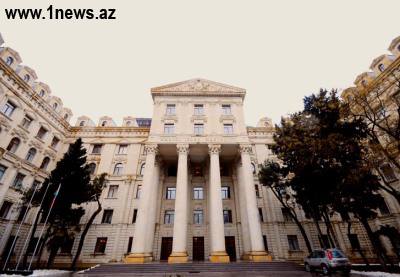 Визит на оккупированные территории без согласования и без разрешения правительства Азербайджана не может считаться законным - МИД