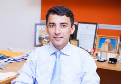 10 ЗНАКОВЫХ ЛЕТ. Фариз Исмаилзаде : «Уверенность в завтрашнем дне - на мой взгляд, главное достижение последних лет» - ФОТО