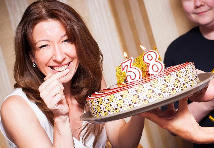 Яна Никитина отметила день рождения – ФОТО