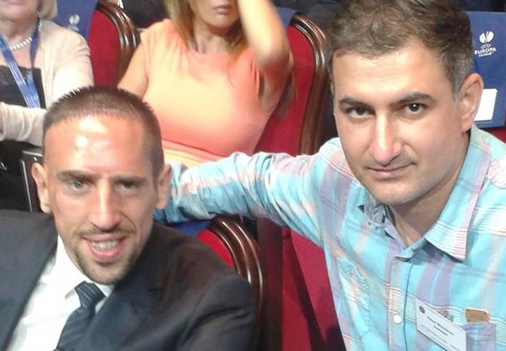 Азербайджанский журналист угадал с выбором лучшего футболиста Европы