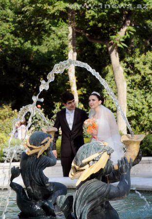 Бакинские фонтаны