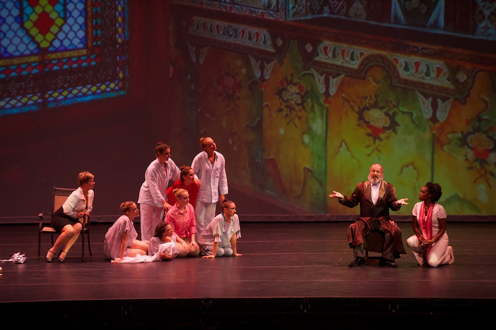 В Лос-Анджелесе с большим успехом прошел спектакль «Аршин мал алан» - ФОТО – ВИДЕО
