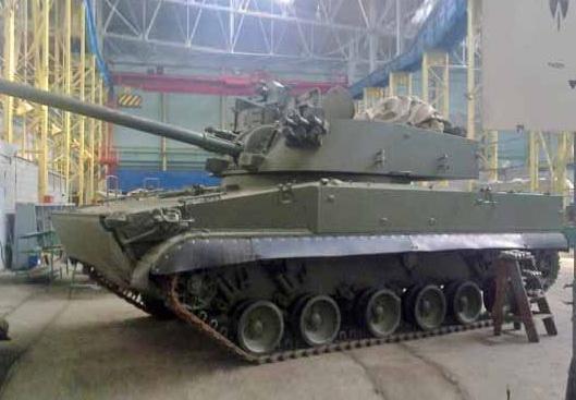 Россия начала серийное производство САУ 2С31 «Вена», заказанного Азербайджаном - ФОТО - ВИДЕО
