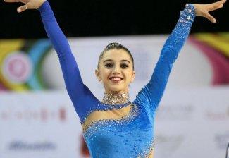 Азербайджанская гимнастка выступит на Гран-при в Германии