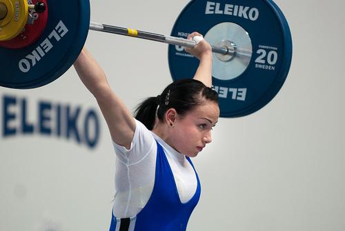 Кристина Йову принесла Азербайджану серебряную медаль на чемпионате мира в Польше
