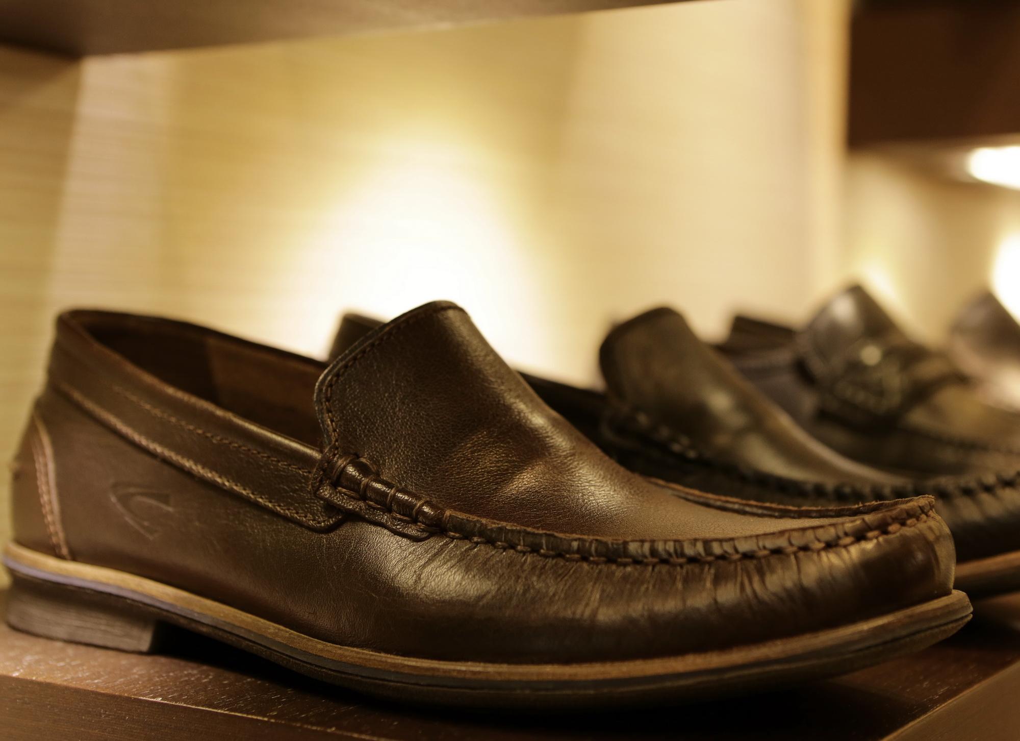 c395c72ca Легендарная обувь Salamander в Баку – ФОТО   1news.az   Новости