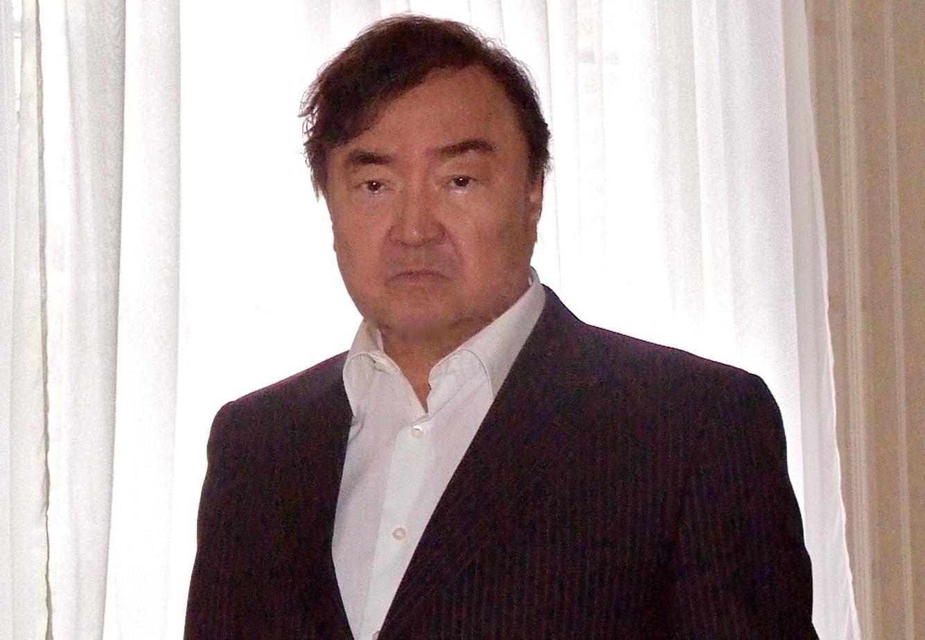 Олжас Сулейменов. Шелковый путь и тюрки