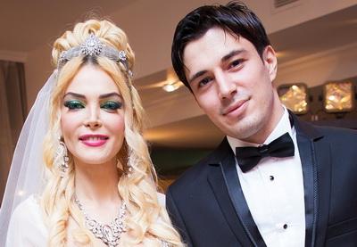 Наина Ибрагимова с супругом в образах Барби и Кена – ФОТО
