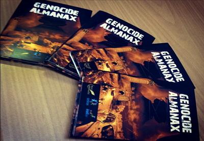 В Баку состоится презентация книги «Genocide Almanax»